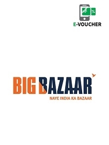 Big Bazaar E Gift Voucher INR 1000