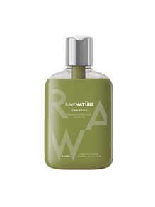 Raw Nature Volcanic Green Clay and Acai Oil Shampoo, 250 ml